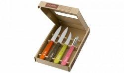 Zestaw noży OPINEL Essentials Fifties Box Set 001452