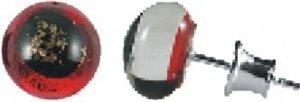 Kolczyki Sztyfty MURANO GLASS SZT509
