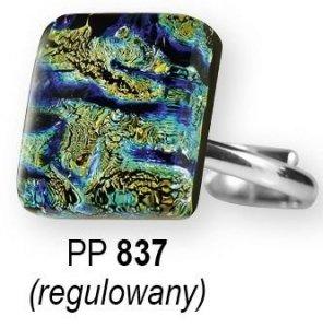 Pierścionek MURANO GLASS PP837