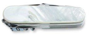 Scyzoryk Victorinox SwissChamp z masy perłowej 1.6791.68