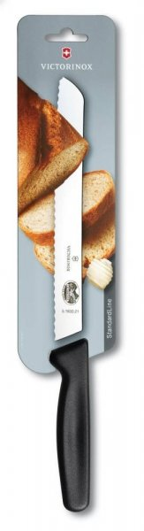 Nóż do chleba na blisterze 5.1633.21B Victorinox