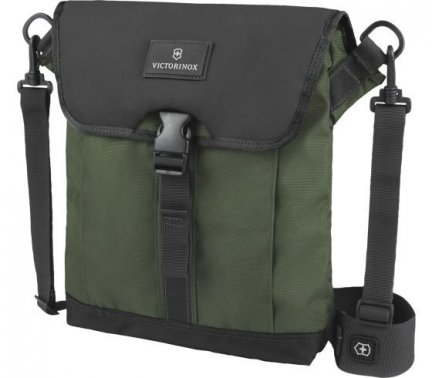 Torba na tablet Altmont 3.0, Flapover Digital Bag, Zielona