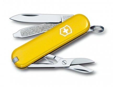 Scyzoryk Victorinox Classic SD żółty 0.6223.8