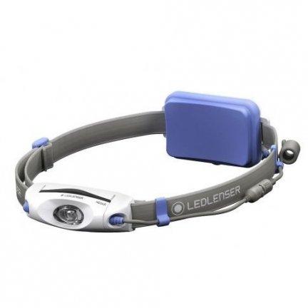 Latarka czołowa Ledlenser NEO6R Blue 500918