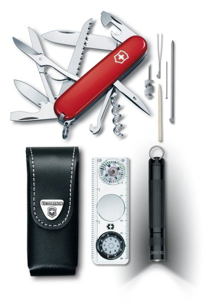 Victorinox Traveller Set 1.8726 GRAWER GRATIS