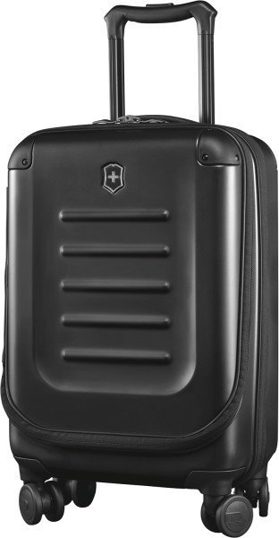 Walizka Spectra 2.0, Expandable Global Carry-On, Czarna