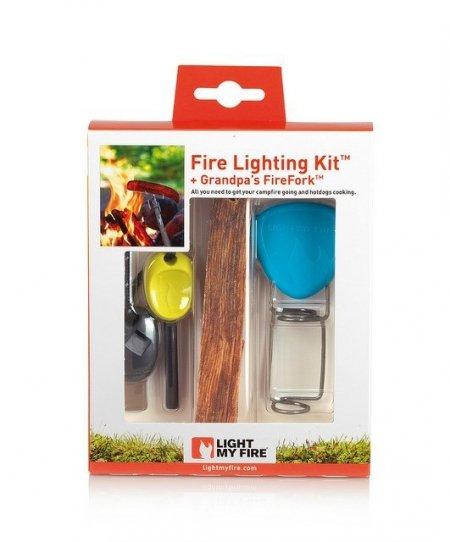 Zestaw FireLighting Kit Lime/Cya LIGHT MY FIRE 50674340