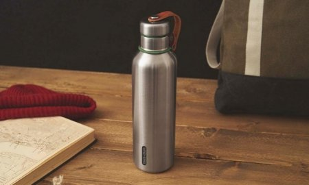 BB - Butelka termiczna 750 ml, oliwkowa