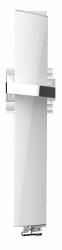 Grzejnik Kalmar Radiators POST 1200x200 [ 300 ] BIAŁY MAT moc 280W