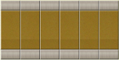Kalmar Orta 600/1200 Br.Sand/Steel.Pol 1044W [75/65/20]