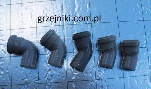 Wavin KOLANO PVC 75*30 HT