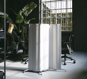 Grzejnik elektryczny Origami Tubes 1035x1150 BIAŁY mat RAL 9016 moc 700W