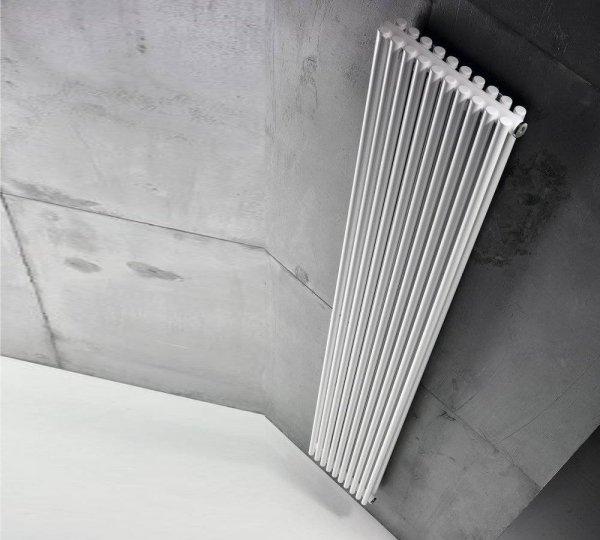 Grzejnik Antrax AV25D 600x368 [10el.] CON[5] BIAŁY BIAN moc 486W