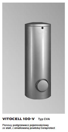 Zasobnik Vitocell-100 160l typ: CVA 7148 111 Viessmann