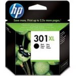 Tusz HP 301XL do Deskjet 1000/1050/1510/2000/2050/3000/3050 | 480 str. | black