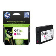 Tusz HP 951XL do Officejet Pro 8100/8600/8610/8620 | 1 500 str. | magenta