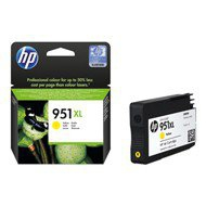 Tusz HP 951XL do Officejet Pro 8100/8600/8610/8620 | 1 500 str. | yellow