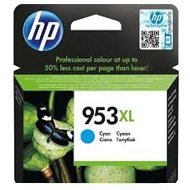 Tusz HP 953XL do OfficeJet Pro 8210/8710/8715/8720/<br />8725 | 1 600 str. | cyan