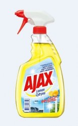 Spray do szyb AJAX 500ml Lemon rozpylacz (hpk0550)