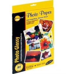 Papier foto Yellow One A4 170g A20 błysz. (4G170) (xpk1160)