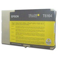 Tusz Epson T6164   do  B-300/310N/500DN/510DN | 53ml |   yellow