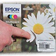 Zestaw tuszy  Epson  T1816  do   XP-102/202/302/305/402/405 | 31,3ml | CMYK USZK