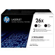 Toner HP 26X do LaserJet Pro M402/426 | 2x 9 000 str. | black