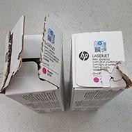 Toner HP 305AC | korporacyjny | 2 600 str. | magenta | uszkodzone opakowanie
