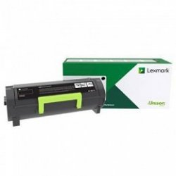 Toner Lexmark do MS321/421/521|521| 621|MX321| 15 000 str. | black
