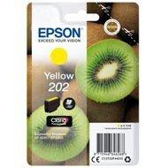 Tusz Epson  202 do XP-6000  | 300str. | 4,1 ml |  yellow