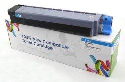 Toner Cartridge Web Cyan OKI C822 zamiennik 44844615