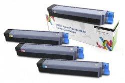 Toner Cartridge Web Magenta OKI C831/C841 zamiennik 44844506