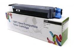 Toner Cartridge Web Cyan OKI ES8430 zamiennik 44059127