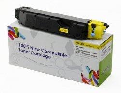 Toner Cartridge Web Yellow UTAX 3060 zamiennik PK-5011Y (1T02NRAUT0, 1T02NRATA0)