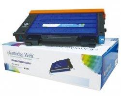 Toner Cartridge Web Cyan Xerox 6100 zamiennik 106R00680