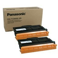 Toner Panasonic do DP-MB300-EU | 2 x 8 000 str. | black