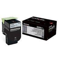 Kaseta z tonerem Lexmark 800S1 do CX310 | 2 500 str. | black