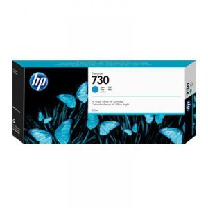 Tusz HP 730 do Designjet T1700 | 300ml | Cyan