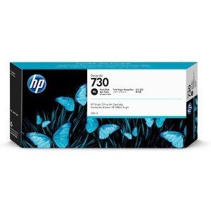 Tusz HP 730 do Designjet T1700 | 300ml | Photo Black