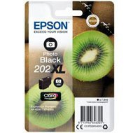 Tusz Epson photo 202XL do XP-6000  | 800str. | 7,9 ml | black