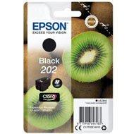 Tusz Epson 202 do XP-6000  | 250str. | 6,9 ml | black