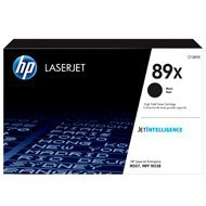 Toner HP 89X do LaserJet Enterprise M507, M528 | 10 000 str. | black