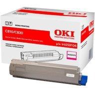 Toner Oki do C-810/830 | 8 000 str. | magenta