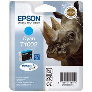 Tusz Epson T1002  do  Epson Stylus Office BX6000FW, SX-510W/515W | 11,1ml | cyan