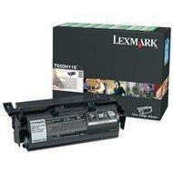 Kaseta z tonerem Lexmark do T-650/652/654 | zwrotny | 25 000 str. | black