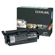 Kaseta z tonerem Lexmark do X-651/652/654/656 | zwrotny | 25 000 str. | black