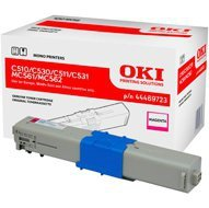 Toner Oki do C-510/530/511/531, MC-561/562 | 5 000 str. | magenta
