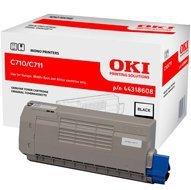 Toner Oki do C-710/711 | 11 000 str. | black