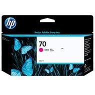 Tusz HP 70 Vivera do Designjet Z2100/3100/3200/5200 | 130 ml | magenta