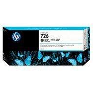 Tusz HP 726 do Designjet T1200/2300 | 300 ml | black matte